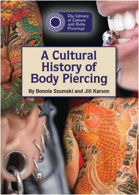 Cover: The Library of Tattoos and Body Piercings