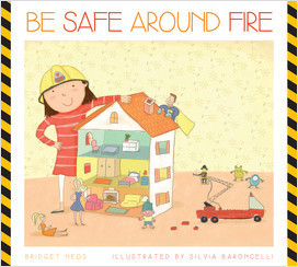 Cover: Be Safe!