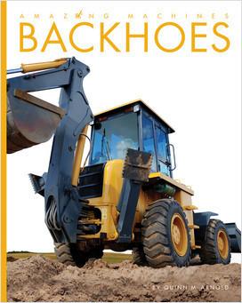 Cover: Amazing Machines