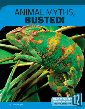 Cover: Science Myths, Busted!
