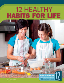 Cover: Healthy Living