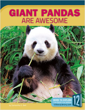 Cover: Giant Pandas Are Awesome