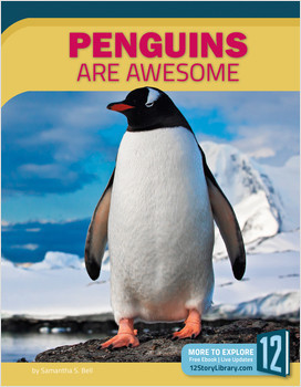 Cover: Penguins Are Awesome