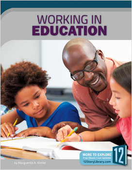 Cover: Working in Education