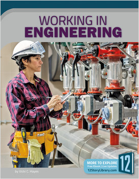 Cover: Working in Engineering