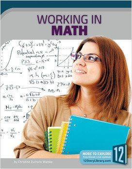 Cover: Working in Math