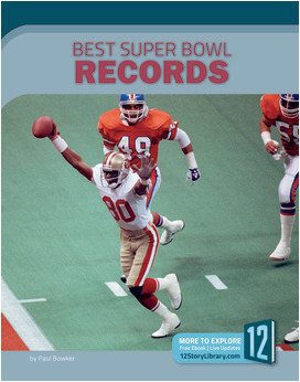 Cover: Best Super Bowl Records