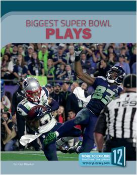 Cover: Biggest Super Bowl Plays