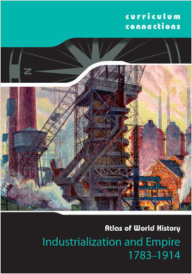 Cover: Atlas of World History