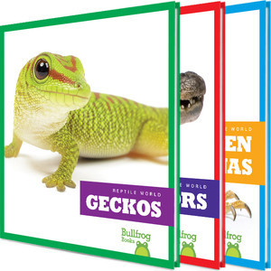 Cover: Reptile World