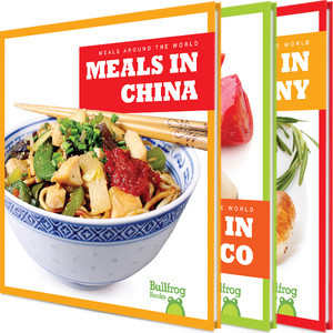 Cover: Meals Around the World
