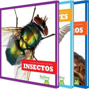 Cover: Clasificación animal (Animal Classification)