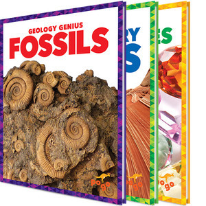 Cover: Geology Genius