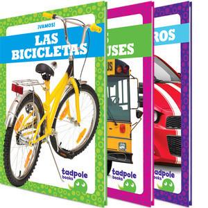 Cover: ¡Vamos! (Let's Go!)