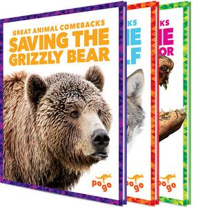 Cover: Great Animal Comebacks