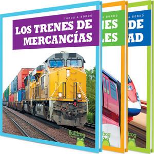 Cover: Todos a bordo (All Aboard)