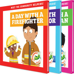 Cover: Meet the Community Helpers!