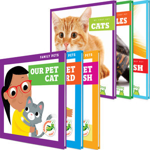 Cover: My First Pet + Family Pets Pairing