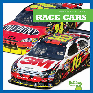 Cover: Race Cars