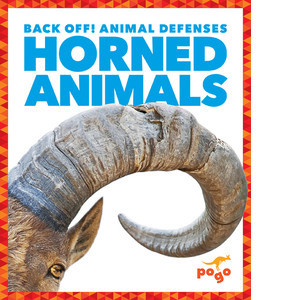 Cover: Horned Animals
