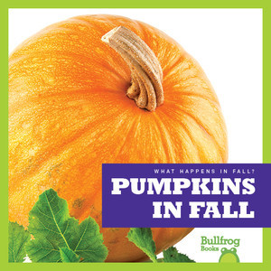 Cover: Pumpkins in Fall