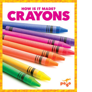 Cover: Crayons