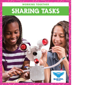 Cover: Sharing Tasks