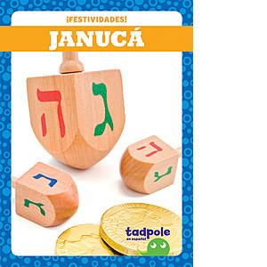 Cover: Janucá (Hanukkah)