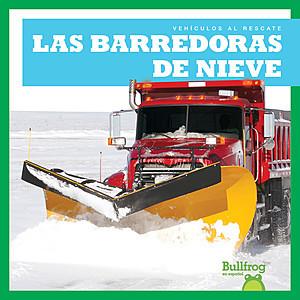 Cover: Las barredoras de nieve (Snowplows)