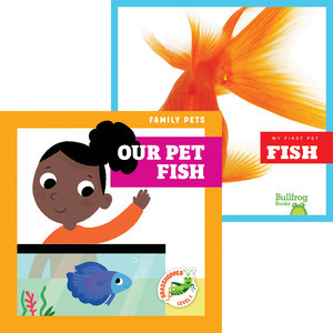 Cover: Fish + Our Pet Fish