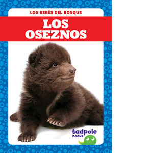 Cover: Los oseznos (Bear Cubs)