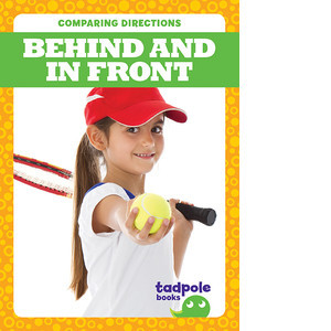 Cover: Behind and In Front