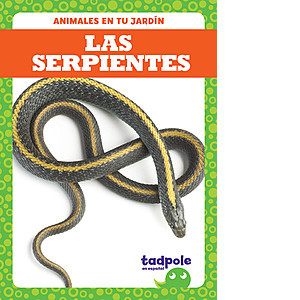 Cover: Las serpientes (Snakes)