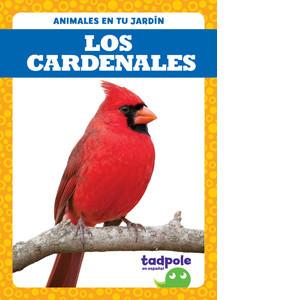 Cover: Los cardenales (Cardinals)