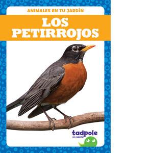 Cover: Los petirrojos (Robins)