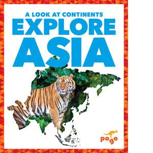 Cover: Explore Asia