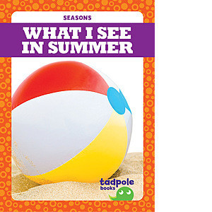 Cover: What I See in Summer