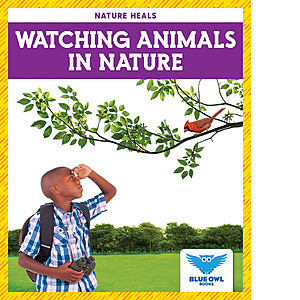 Cover: Watching Animals in Nature