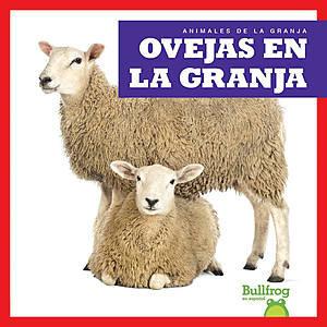Cover: Ovejas en la granja (Sheep on the Farm)