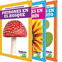 Cover: Patrones en la naturaleza (Patterns in Nature)