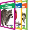 Cover: Animales en tu jardín (Backyard Animals)