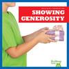 Cover: Showing Generosity