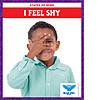 Cover: I Feel Shy