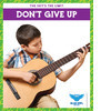 Cover: Don't Give Up