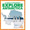 Cover: Explore Antarctica
