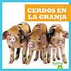 Cover: Cerdos en la granja (Pigs on the Farm)