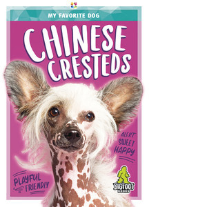 Cover: Chinese Cresteds