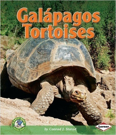 Cover: Galápagos Tortoises