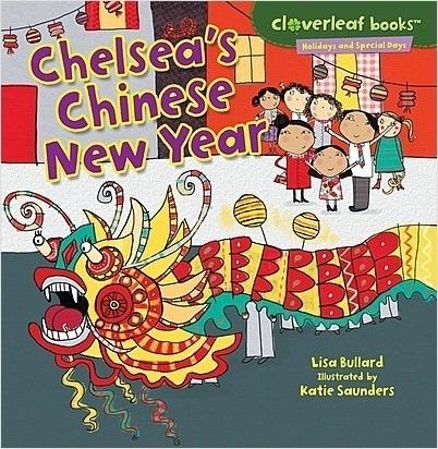 Cover: Chelsea's Chinese New Year