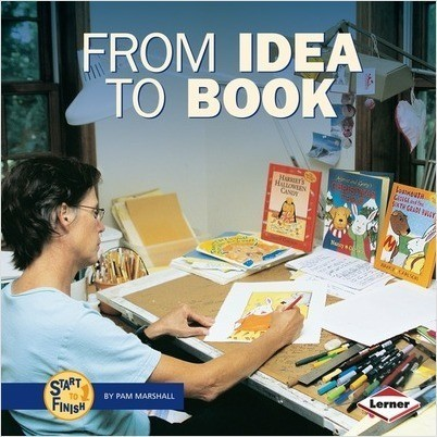 Cover: From Idea to Book